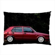 NEW Pillow Case Home Decor VW Mk-1 Golf Retro Car - $26.99