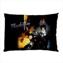 NEW Pillow Case Home Decor Purple Rain Roger Prince - $26.99