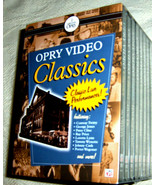 Grand Ole Opry Video Classics - 120 PERFORMANCES - LIKE NEW - 8 DVDs - R... - $74.88