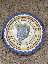 "STUDIO NOVA china MERLOT SH301 pattern DINNER PLATE 11"" - $14.71"