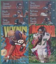 1997 SkyBox Impact Jacksonville Jaguars Football Set - $2.00
