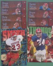1997 Skybox Impact Buffalo Bills Football Set - $2.50