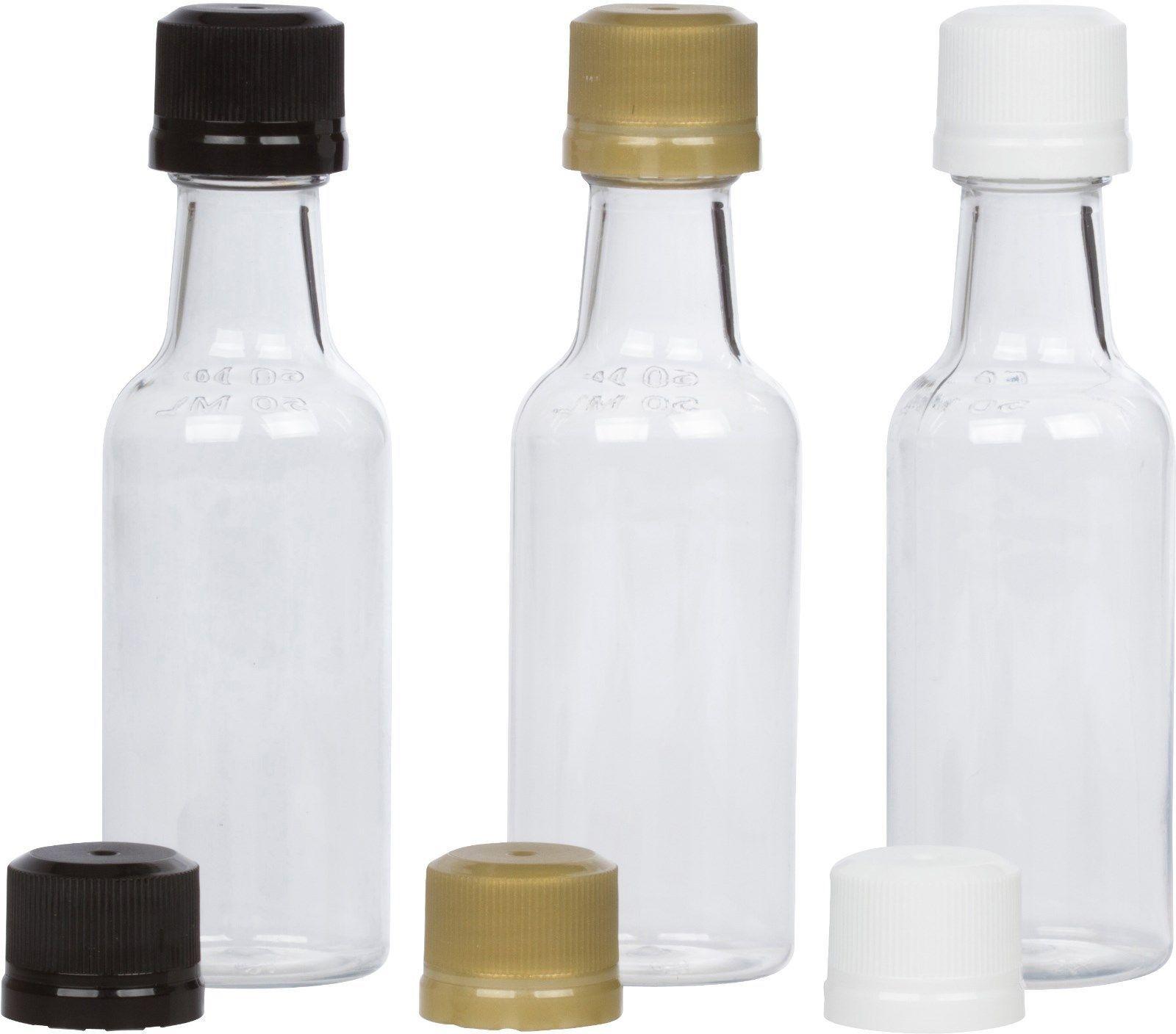 12 personalized Birthday mini liquor bottles, caps, and ...