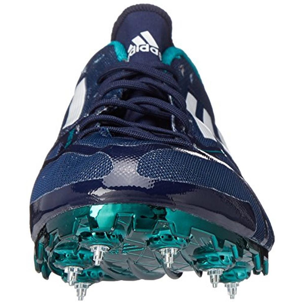 Adidas Performance Mens Adizero MD 2 Navy Athletic Running Shoes 15 M (D) $140