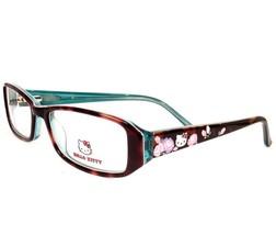 Hello Kitty 252 Demi Brown 1 51-18-130 Girls Children New Optical Eyeglasses - $59.37