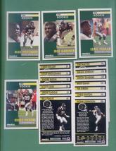 1991 Pinnacle Atlanta Falcons Football Set - $3.00