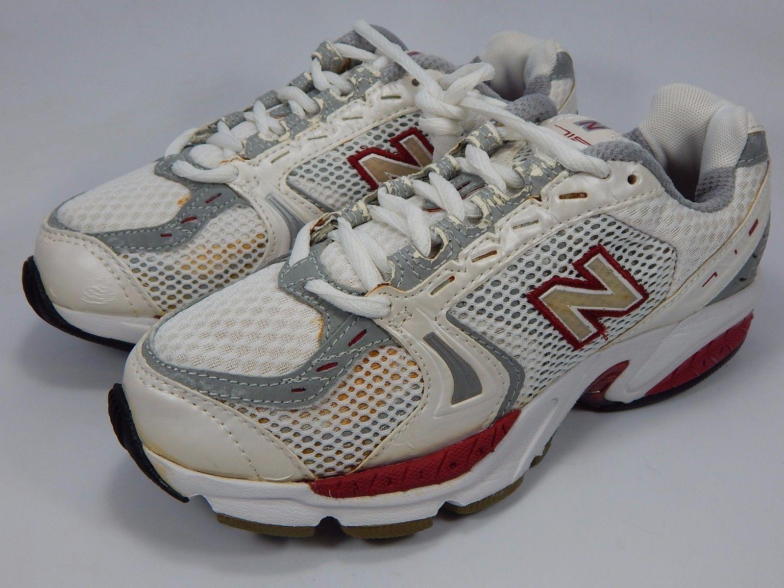 New Balance 719 Women's Running Shoes Size US 6 M (B) EU 36.5 White Red W719WR