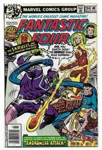 Bronze Age 1979 Fantastic Four Comic 204 from Marvel Comics 1st Nova Corps  - $7.92