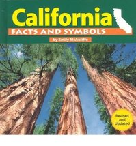 California Facts and Symbols (The States and Their Symbols) McAuliffe, E... - $13.84