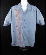 Men's Raw Edge Brand Authentic Sportswear Butto... - $22.00