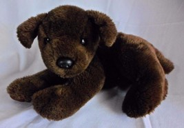 2004 Chips Brown Chocolate Lab Laborador Dog TY Classic Plush Stuffed An... - $29.35