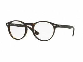 Ray Ban Glasses Eyewear RX5283 2012 49 Havana Eyeglasses Frames RB5283 - $89.09