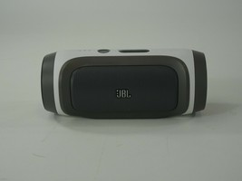 JBL Charge Portable Bluetooth Speaker WHITE/GRAY - $53.91 CAD