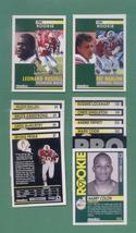 1991 Pinnacle New England Patriots Football Set - $2.99
