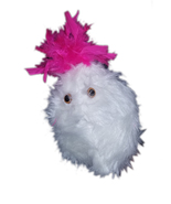 "Professional White ""FurGoblin"" w/Pink Hair Muppet Style Ventriloquist Pu... - $15.00"