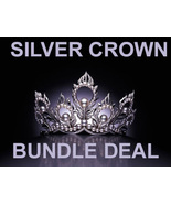 FINAL WEEKEND Haunted SILVER CROWN EXCLUSIVE RO... - $399.77