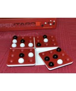 Pentago Strategy Board Game - Award Winning Challenging Fun for All Ages - $35.00