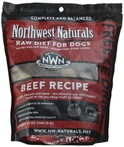 Northwest Naturals Raw Rewards Freeze Dried Nuggets - Dinner for Dogs Beef - $21.63