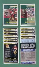 1991 Pinnacle San Francisco 49ers Football Set - $4.00