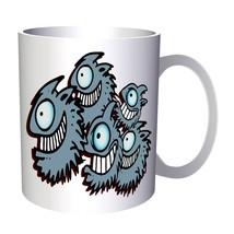 Cheeky Monsters Gang  11oz Mug z220 - $10.83