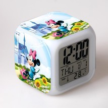 Mickey Mouse Movie #16 Led Alarm Clock Figures LED Alarm Clock - $25.00
