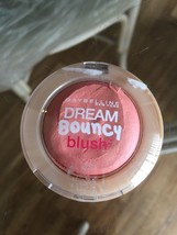 MAYBELLINE DREAM BOUNCY BLUSH 15 ROSE PETAL NEW - $4.46