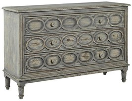 Chest FURNITURE CLASSICS NOIR New FC-678 FREE SHIP - $2,399.00