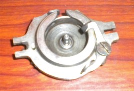 White Rotary Shuttle (Hook) #9861 & Race Cover #17019 For Many Models - $20.00