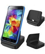RND Dock and 2nd Battery Charger for Samsung Galaxy S5 with USB 3.0 (black) - $21.99