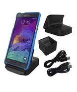 RND Dock and 2nd Battery Charger for Samsung Galaxy Note 4 (compatible w... - $21.99