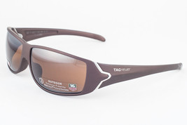 Tag Heuer Racer 9207 Brown / Outdoor Brown Sunglasses TH9207 702 65mm - $195.02