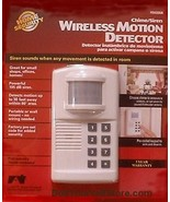 Portable Battery Motion Alarms - $24.99