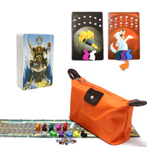 Dixit Board Game 84 Cards (Deck 8) For Home Party Kids Toy with 12 Woode... - $27.01