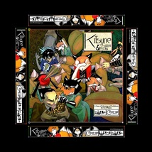 KITSUNE Of FOXES And FOOLS Board Game  - $50.00