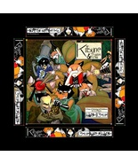 KITSUNE Of FOXES And FOOLS Board Game  - $65.00