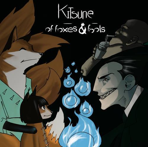 KITSUNE Of FOXES And FOOLS Board Game