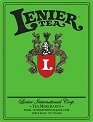 Lenier's English Style Flavored Really Raspberry  ( 2/ 8 count 16 tea bags