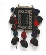 Unbranded DV150 Mushwani Dowry Bag Wool Hand Made Multi Colored - $226.00