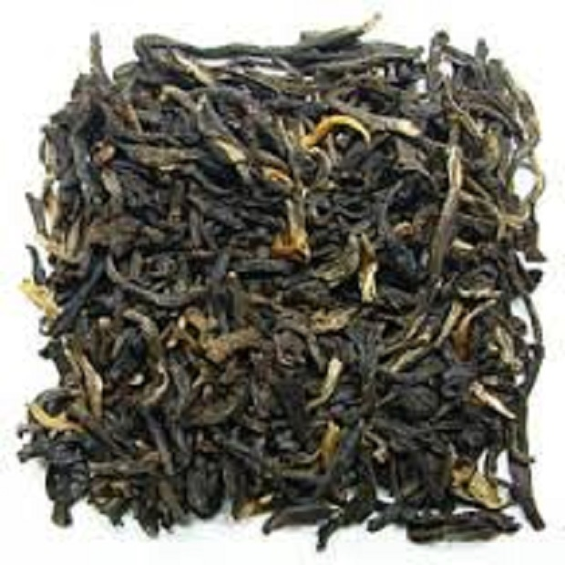Darjeeling Gold Tip Black Leaf Tea 4oz Free Shipping