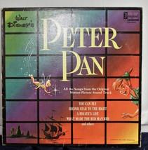 Walt Disney's Peter Pan - Vinyl LP Record DQ1206  1963 - $7.52