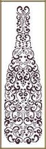 Wine grapes cross stitch chart Alessandra Adelaide Needleworks - $16.20