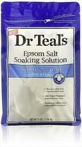 Dr. Teal's Epsom Salt Soaking Solution Soften &... - $14.60