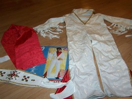 Size Small 4-6 50's Favorites Elvis Presley Rock Star Halloween Costume ... - $32.00