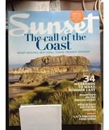 Sunset Magazine NEW Sept 2012 Call of the Coast Oregon - $4.90
