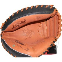 Jorge Posada Signed Rawlings Embroidered Catchers Glove (LE/50)(Signed i... - $915.95