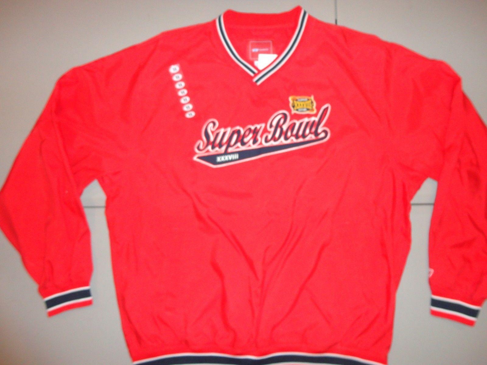 super bowl 38 jersey