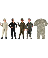 Kids Camouflage US Air Force Costume Military F... - $39.99