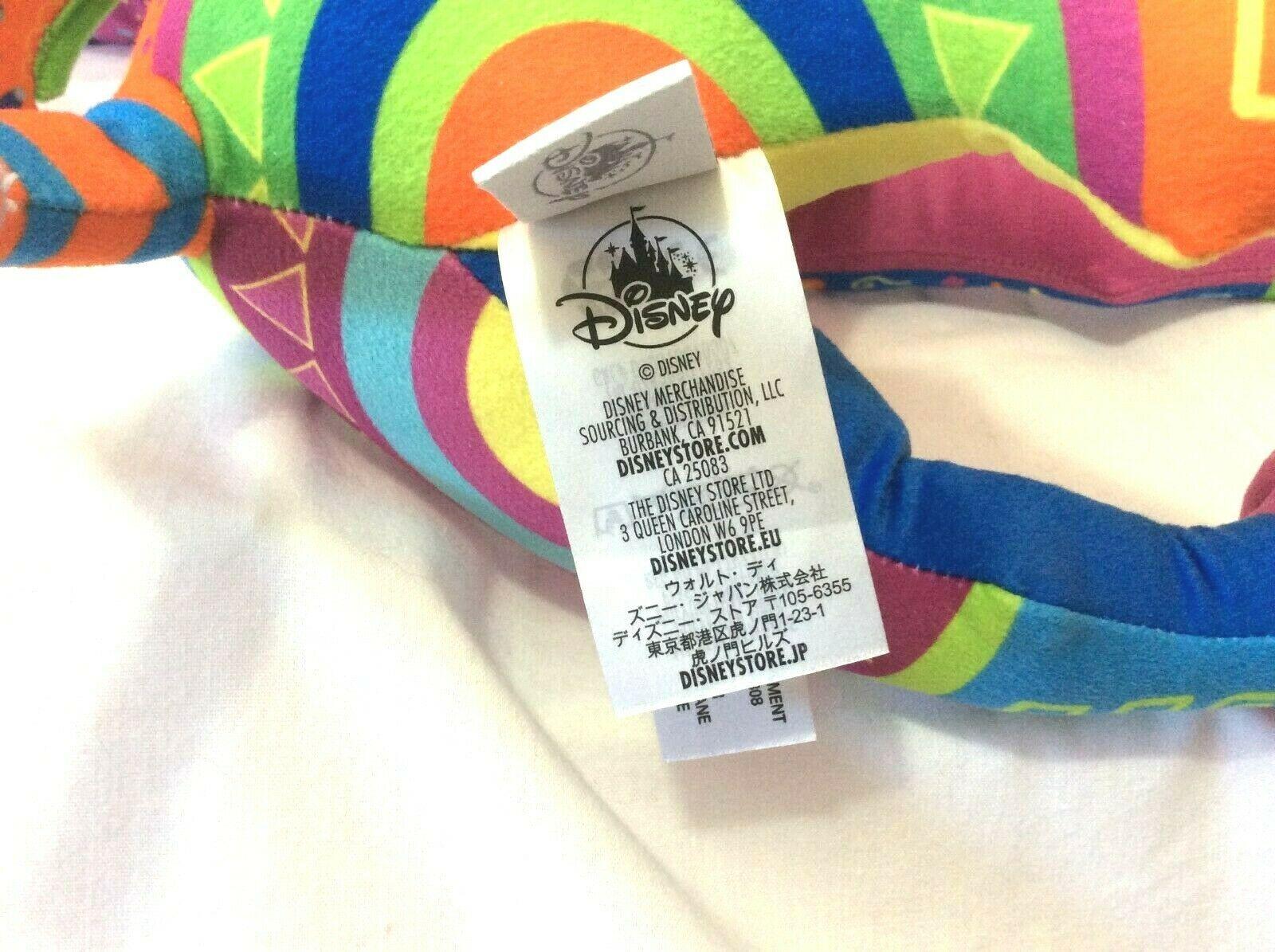 "Disney Pixar Stuffed Plush Coco Dante Alebrije 15"" Multi Colored Winged Dog"