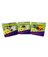 Smile Maker Stickers 3 Boxes Sheriff Callie Smurfs Secret Life of Pets S... - $13.85