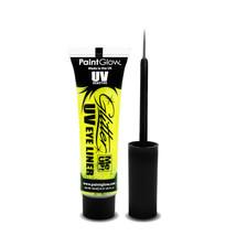 PaintGlow Sherbet Lemon UV Blacklight Reactive Glitter Eye Liner - $6.50